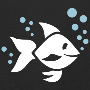 Fish Long Sleeve Shirts - Kids' Premium Longsleeve Shirt