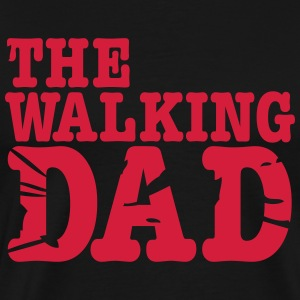 the walking dad T-Shirts - Männer Premium T-Shirt