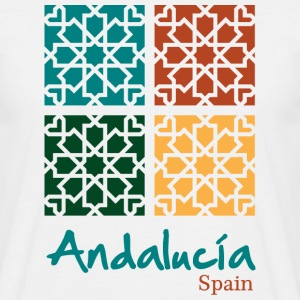 Andalusian Tiles 5 T-Shirts - Men's T-Shirt