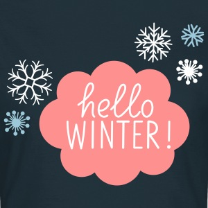 Hello Winter - Frauen T-Shirt