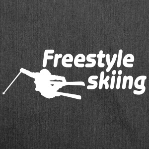 freestyle skiing ii Bags & Backpacks - Shoulder Bag made from recycled material