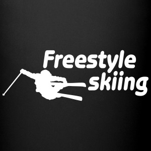freestyle skiing ii Mugs & Drinkware - Full Colour Mug