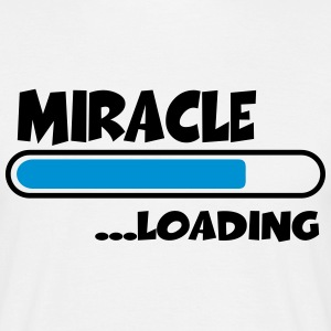 Miracle loading T-shirts - Herre-T-shirt