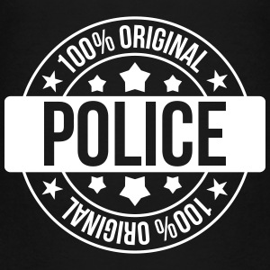 Police Shirts - Teenage Premium T-Shirt