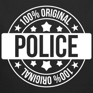 Police Pullover & Hoodies - Baby Bio-Langarm-Body