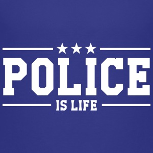 Police is life Shirts - Kids' Premium T-Shirt