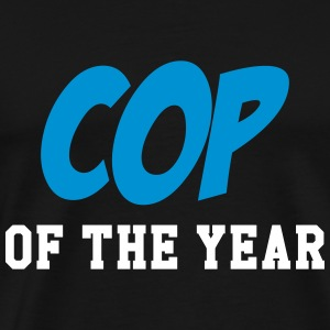 Cop of the Year ! Tee shirts - T-shirt Premium Homme
