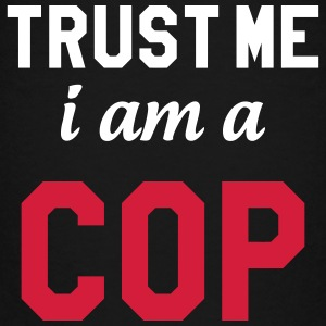 Trust me I am Cop - Police T-Shirts - Teenager Premium T-Shirt
