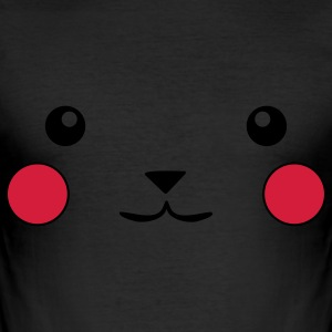 Mouse Electric T-Shirts - Men's Slim Fit T-Shirt