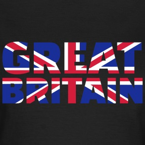 Great Britain T-Shirts - Frauen T-Shirt