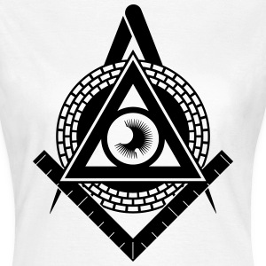 Illuminati T-Shirts - Frauen T-Shirt