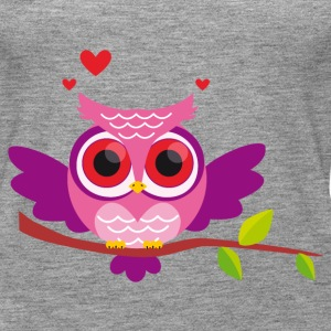 owl3 Tops - Frauen Premium Tank Top