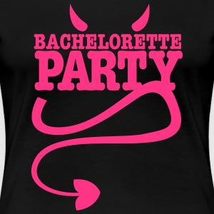 bachelorette party T-shirts - Vrouwen Premium T-shirt