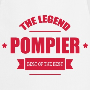 Pompier The Legend Tabliers - Tablier de cuisine