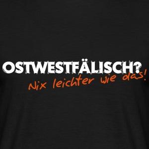 Ostwestfälisch - Nix leichter wie das!