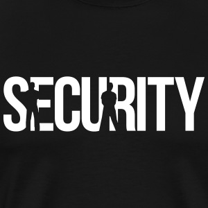 security T-Shirts - Männer Premium T-Shirt