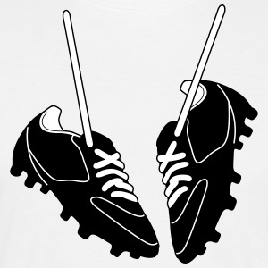 football shoes T-Shirts - Men's T-Shirt
