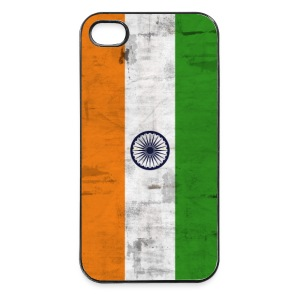 Bandera de India Carcasas para móviles y tablets - Carcasa iPhone 4/4s