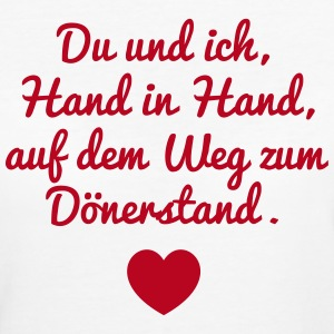 hand in hand T-Shirts - Frauen Bio-T-Shirt