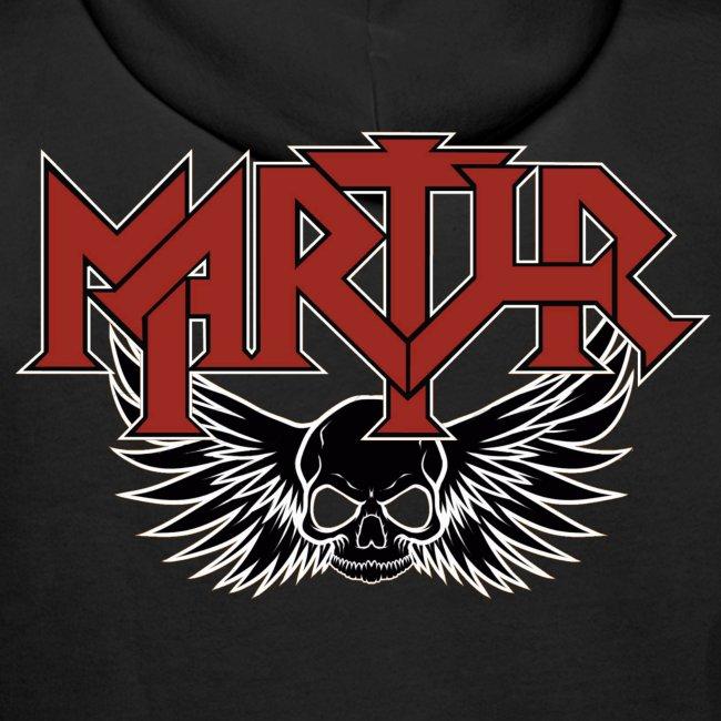 MARTYR Logo & Skull Sweatshirt / Hoodie