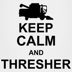 keep_calm_and_thresher_g1 Shirts - Teenage Premium T-Shirt