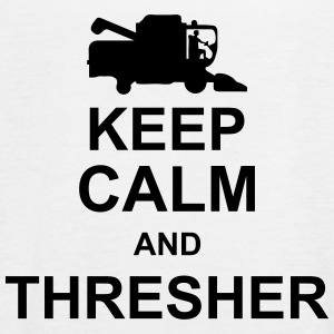 keep_calm_and_thresher_g1 Toppe - Dame tanktop fra Bella