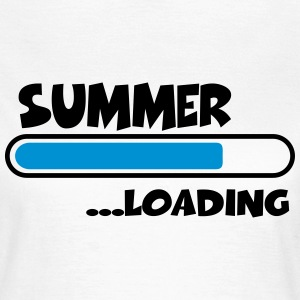 Summer loading T-Shirts - Frauen T-Shirt