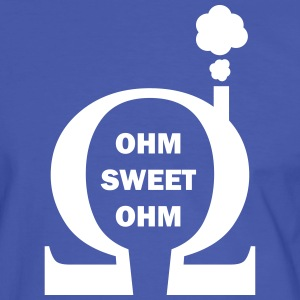 ohm sweet ohm - T-shirt contraste Homme