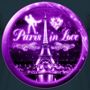 paris in love Tee shirts - T-shirt Homme