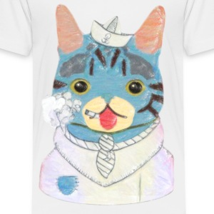 Sailor Cat Shirts - Kids' Premium T-Shirt
