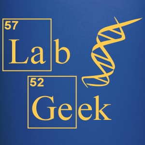 Lab Geek DNA Mugs & Drinkware - Full Colour Mug