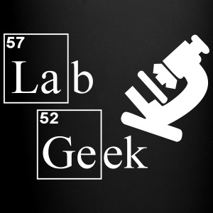 Lab Geek Micro Mugs & Drinkware - Full Colour Mug