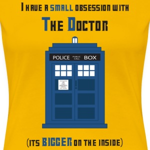 doctor obsession - Women's Premium T-Shirt