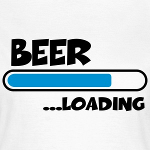 Beer Loading T-shirts - Dame-T-shirt