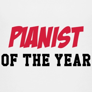 Pianist of the year T-shirts - Premium-T-shirt tonåring