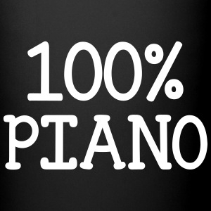 100% Piano Tazze & Accessori - Tazza monocolore