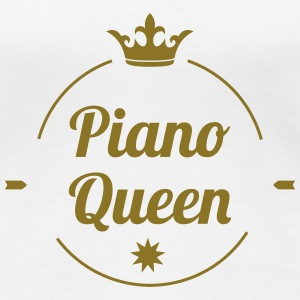 Piano Queen T-Shirts - Women's Premium T-Shirt