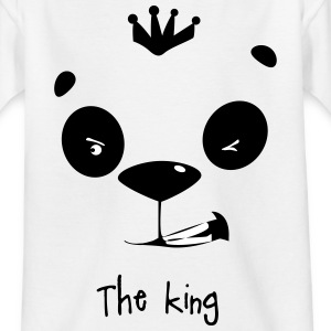 the king - T-shirt Ado