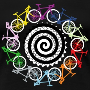 Bike hypnotic T-Shirts - Frauen Premium T-Shirt