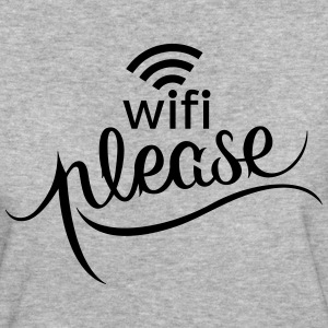 WIFI Please T-Shirts - Women's Organic T-shirt