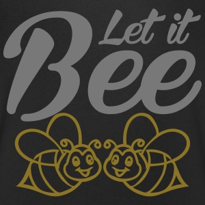 Let it Bee T-Shirts - Men's V-Neck T-Shirt
