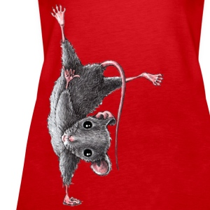 Mouse - Hang Loose - Women's Premium Tank Top