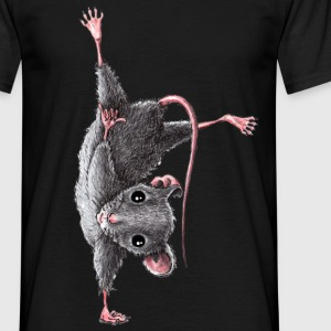 Maus - Hang Loose - Männer T-Shirt