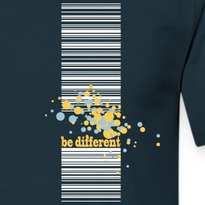 be different 3 T-Shirts - Männer T-Shirt