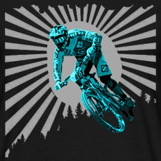 Blue bike T-Shirts
