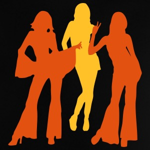 70s and 80s woman and girls ii Shirts - Baby T-Shirt