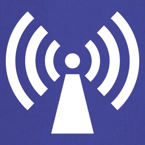radio / wifi / wireless / signal  Forklæder - Forklæde