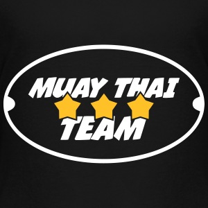 Muay Thai Team Shirts - Teenage Premium T-Shirt