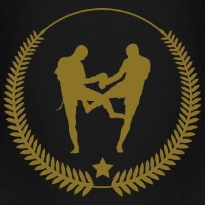 Muay Thai Skjorter - Premium T-skjorte for barn