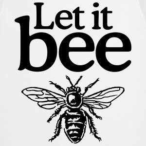 Beekeeper apron 'Let it Bee' - Cooking Apron